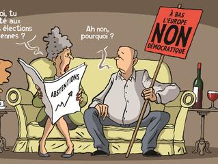 L'Union européenne n'est pas démocratique ! Vraiment ?