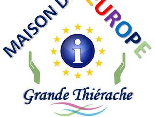Permanences de votre Maison de l'Europe à Hirson !