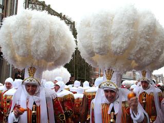 Les Carnavals insolites en Europe