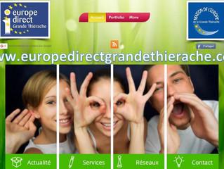 Notre nouveau site Internet sélectionné pour les Trophées de la Communication !