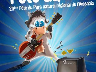 RDV ce dimanche sur notre stand à Le Quesnoy pour la 29ème Fête du Lait !