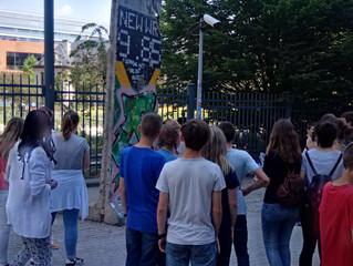 Une journée à Bruxelles avec le collège de Wassigny.