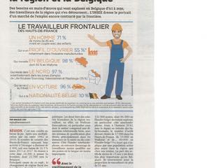Emploi frontalier : de réelles opportunités en Belgique !