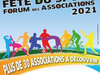 Retrouvez-nous au Forum des associations de Fourmies !