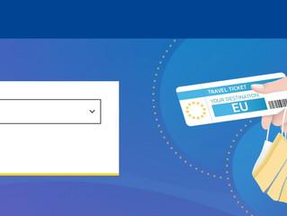 """""""Re-open EU"""" : une plateforme pour permettre la reprise des voyages & du tourisme en E"""