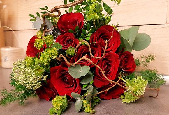 """Bouquet  """"que du love"""""""