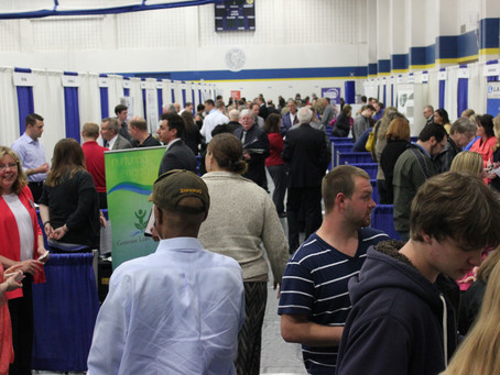 4 Reasons to Attend the Spring Job Fair!