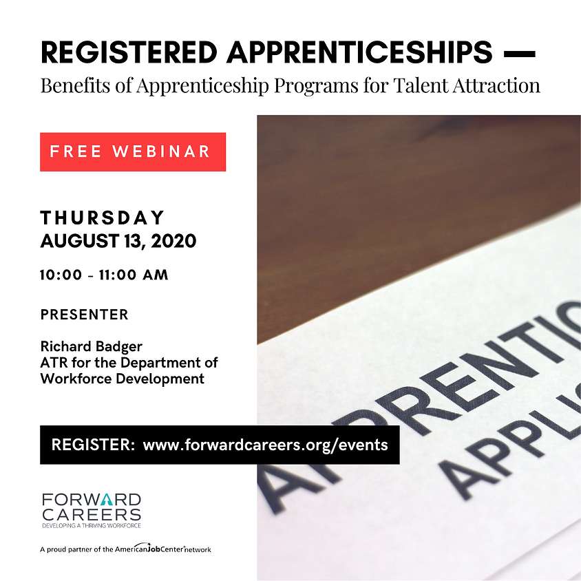 Registered Apprenticeships: Business Benefits for Talent Attraction
