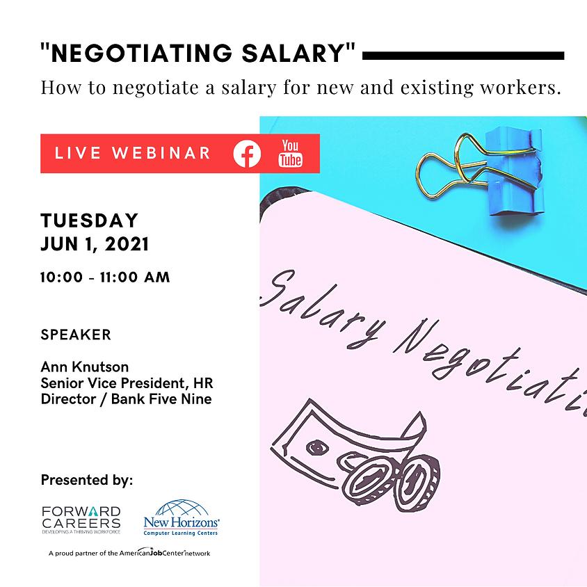 """""""Negotiating Salary"""""""