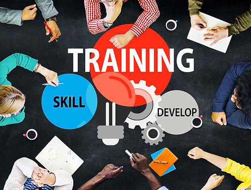 Training grants applications