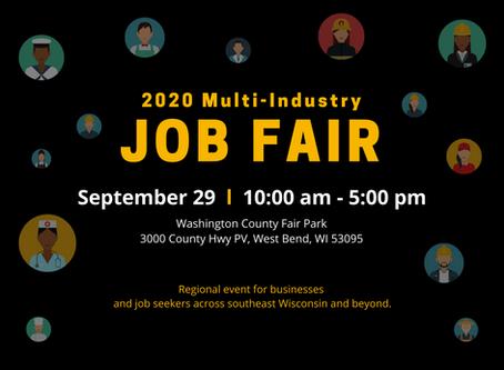 2020 Regional multi-industry job fair