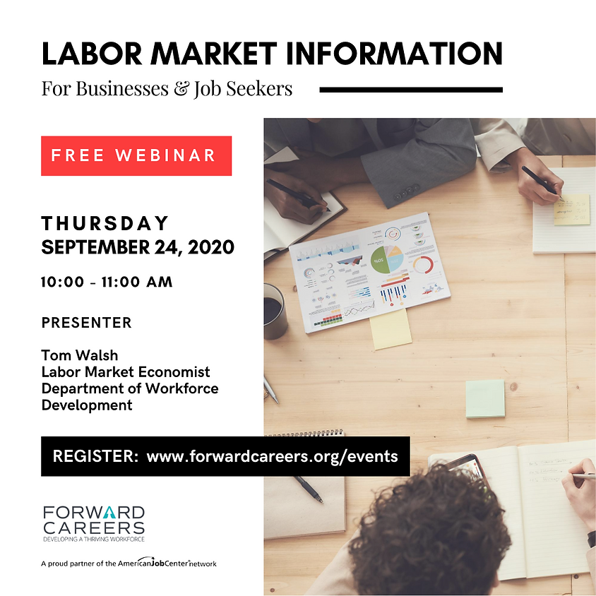 Labor Market Information for Businesses & Job Seekers