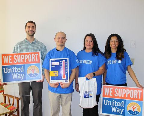 Forward Careers Celebrates with United Way of Washington County