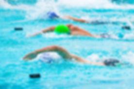 水泳画像体験