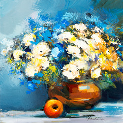 Michael Milkin's art
