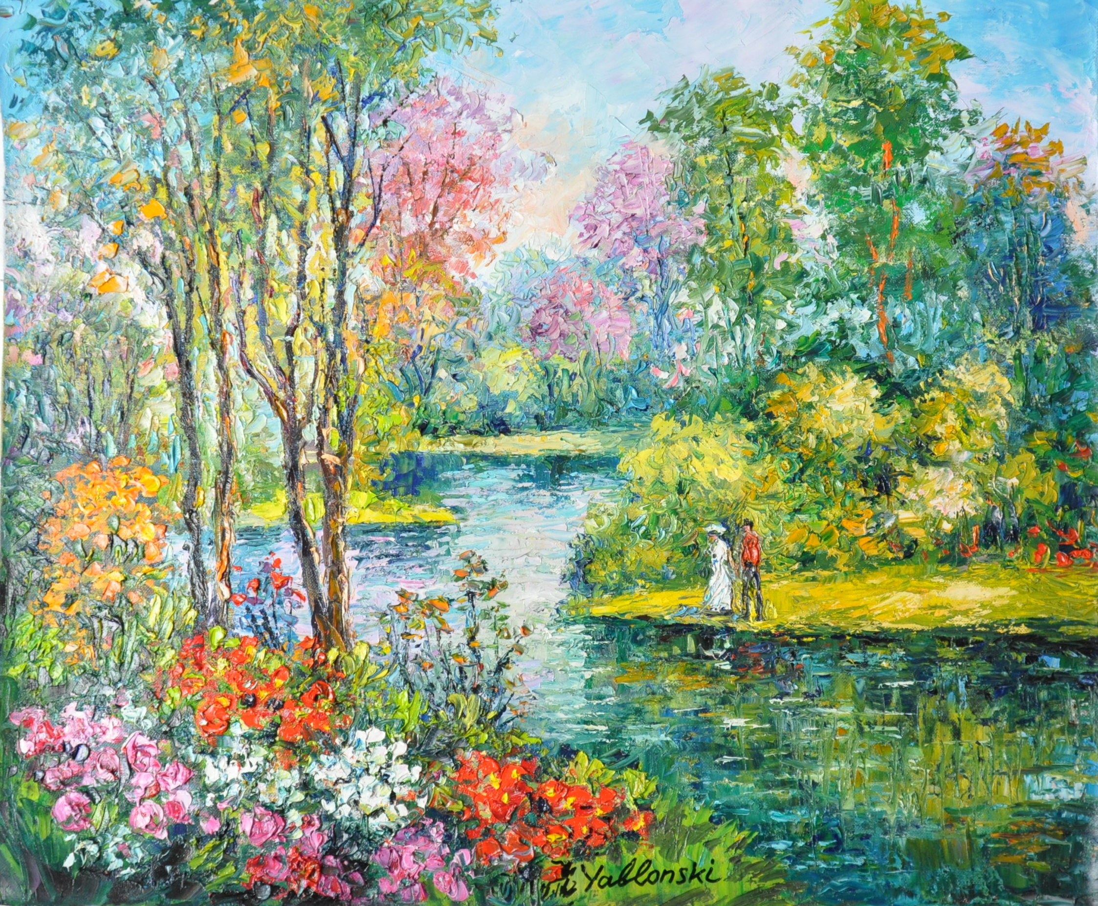 Shafira Yablonski's art
