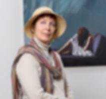 The artist Tanya Naiman