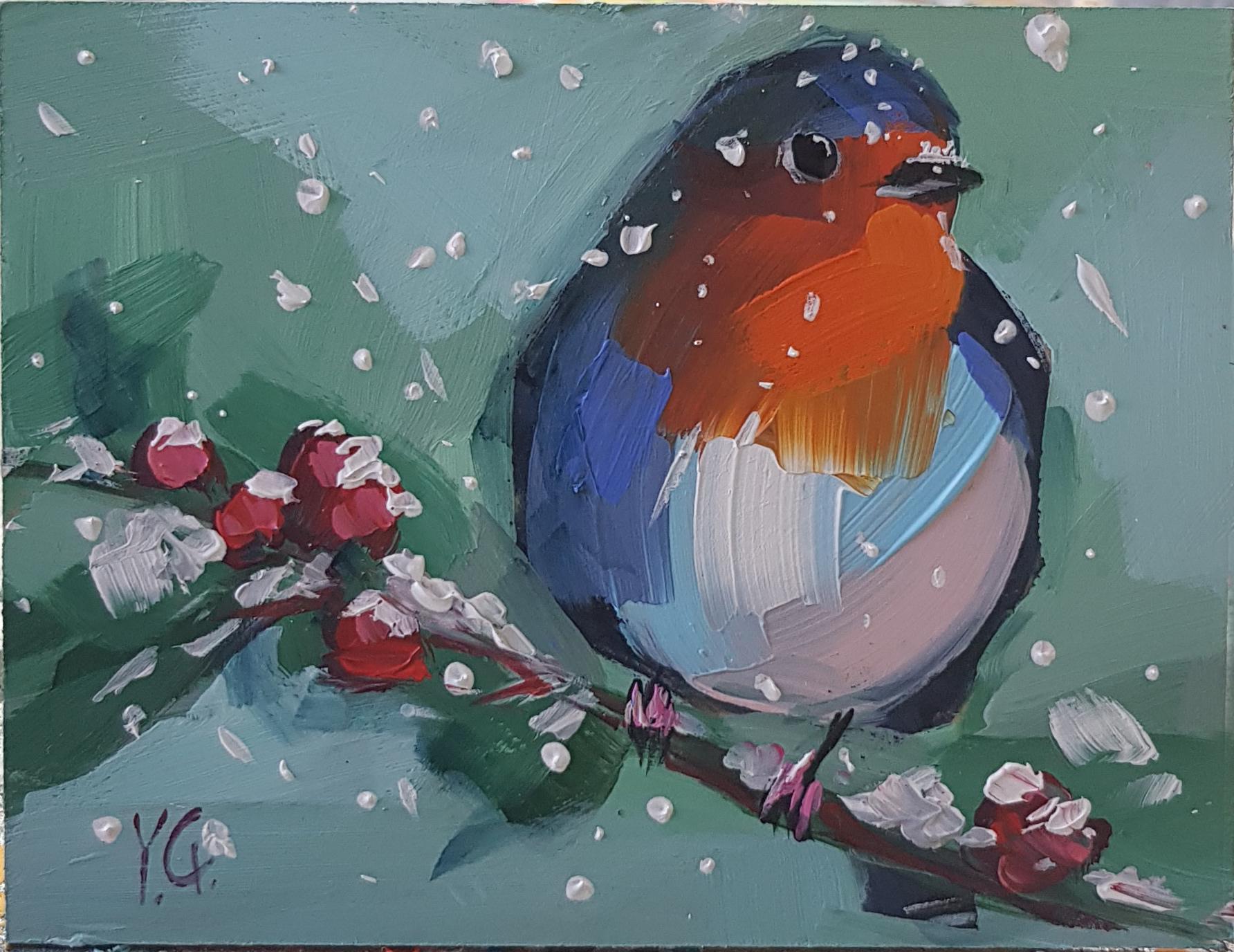Yasna Godovanik's art