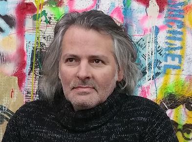 The artist Slava Ilyayev
