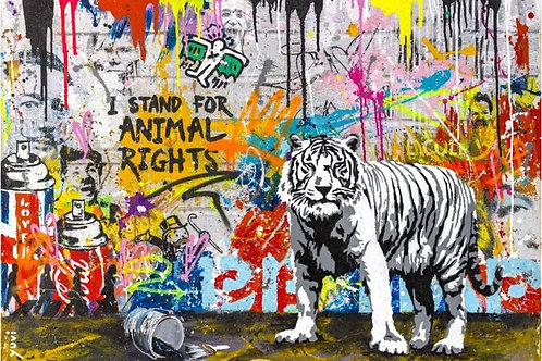 Stand for Animal Rights / Yuvi