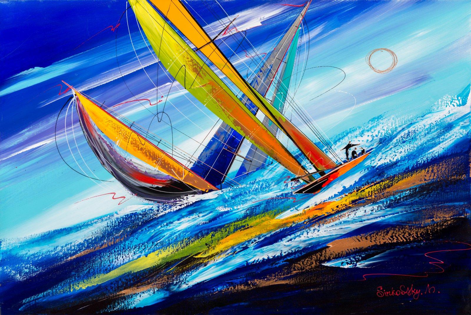Natalia Sinkovsky's art