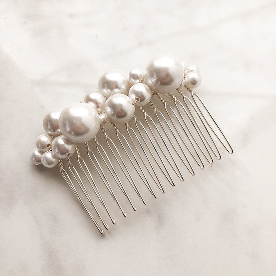 LUSTER Pearl Comb