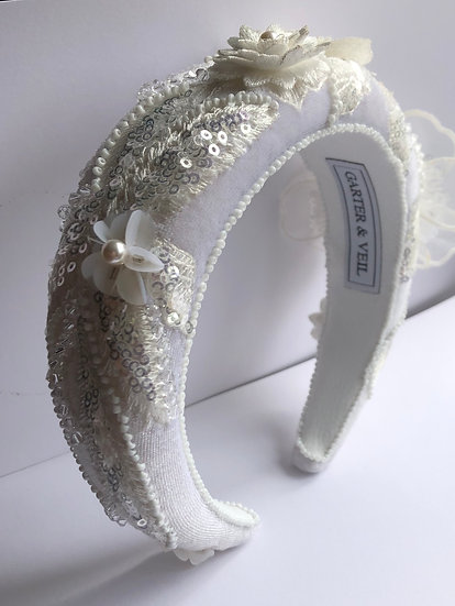 CARRIE LUXE HEADBAND