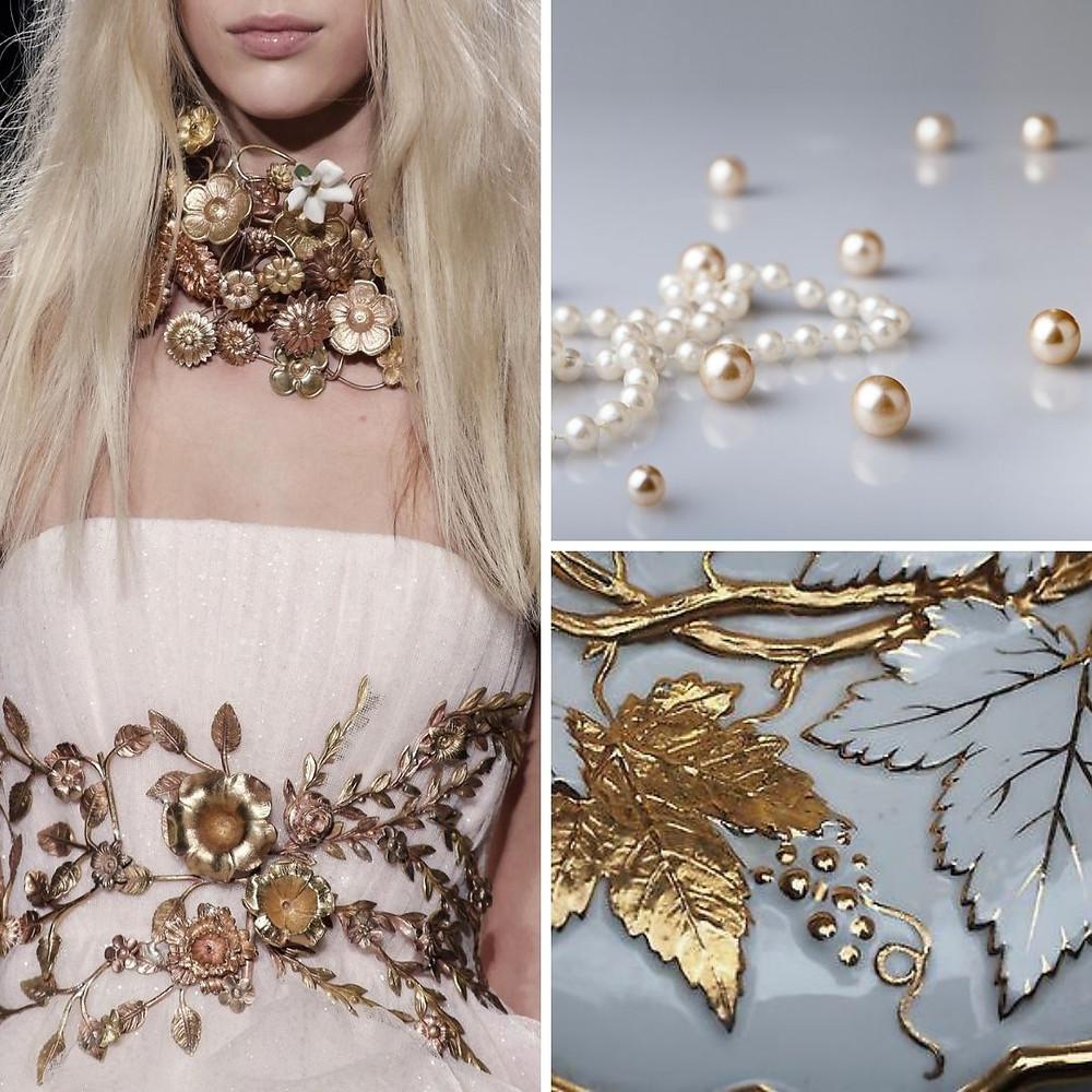Botanical fashion inspiration