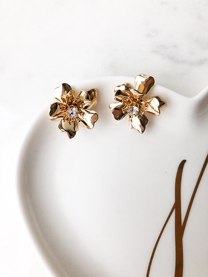 MIDAS Bloom Earrings