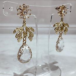 BOTANIC Crystal Earrings
