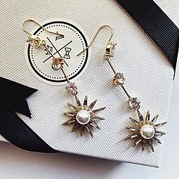ASTRAL Star Earrings