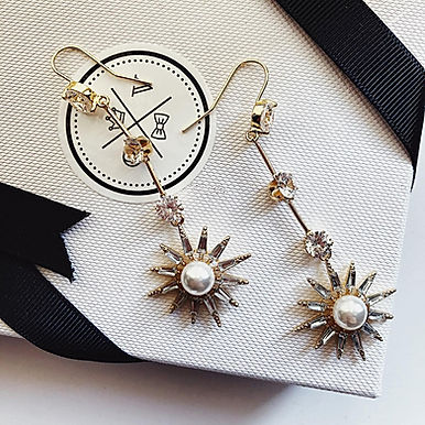 ASTRAL Star Earrings