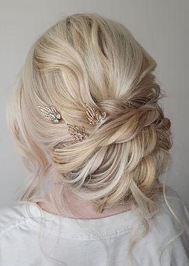ICARUS Crystal Hair Pin Set