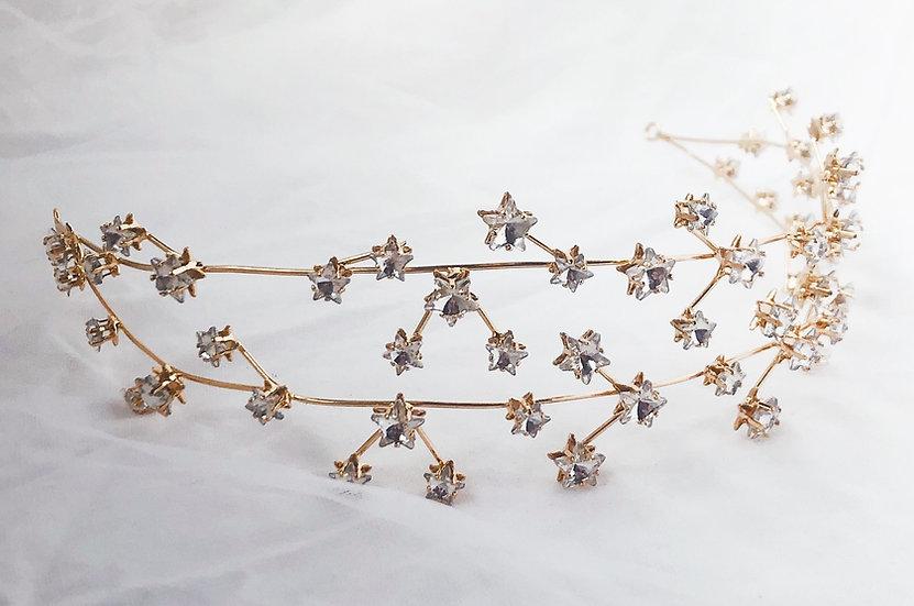POLARIS Crystal Star Crown
