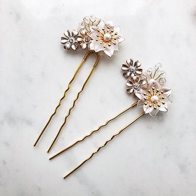 FLEUR Hairpins