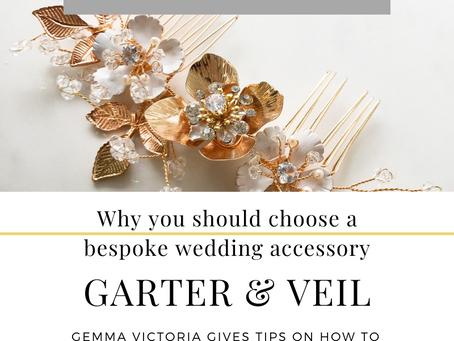 Why you should choose a bespoke wedding accessory
