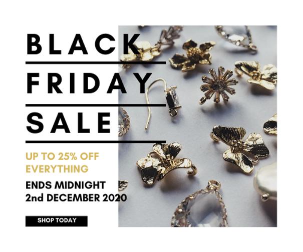 Black Friday Clothing Sale Large Rectang