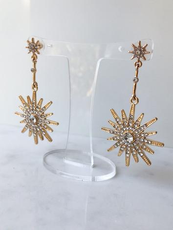 Bespoke Star Earrings