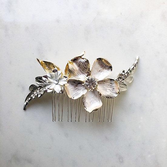 LILLIA | Botanical Bridal Comb