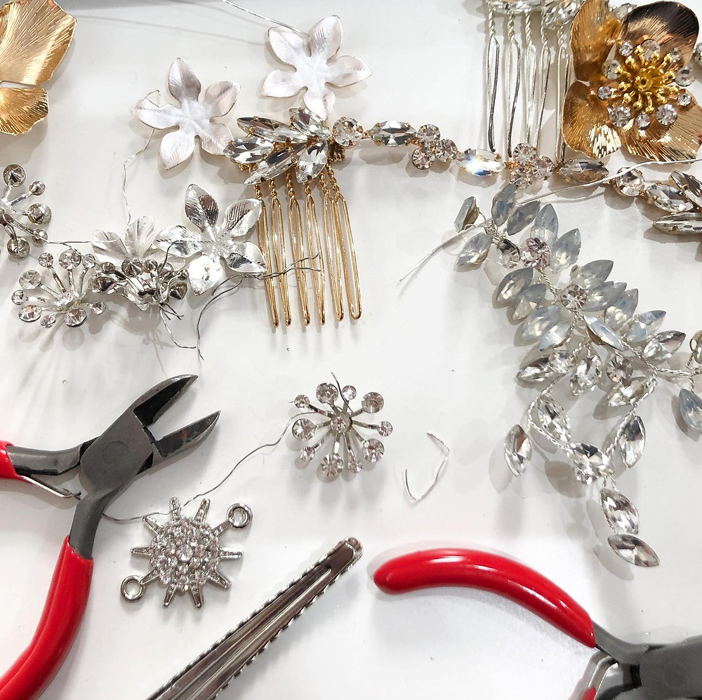jewellery making accessories and wire