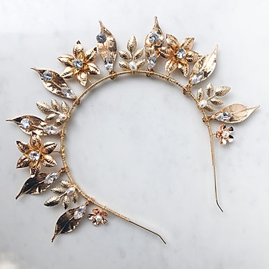 MIDAS gold crown
