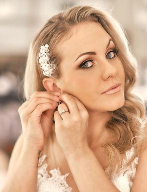 LUSTRE | Crystal & Pearl Bridal Comb