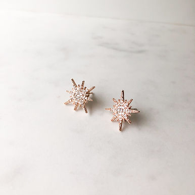 CERES Star Earrings