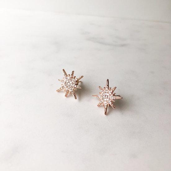 CERES Star Earrings