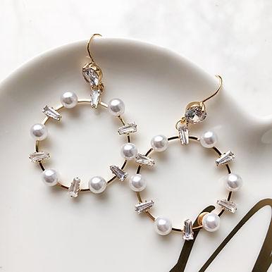 ORBIT Earrings (Gold)