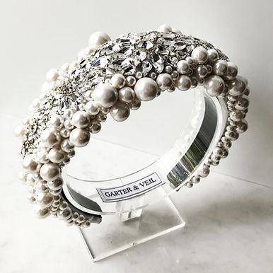 LUSTRE DREAM Pearl Headband