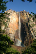 Angel Falls (world's tallest)
