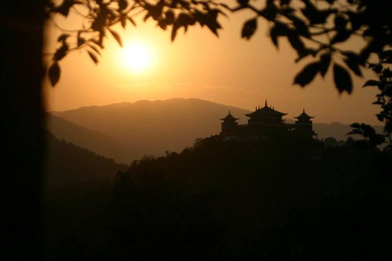 10-day meditation retreat in Kathmandu Valley