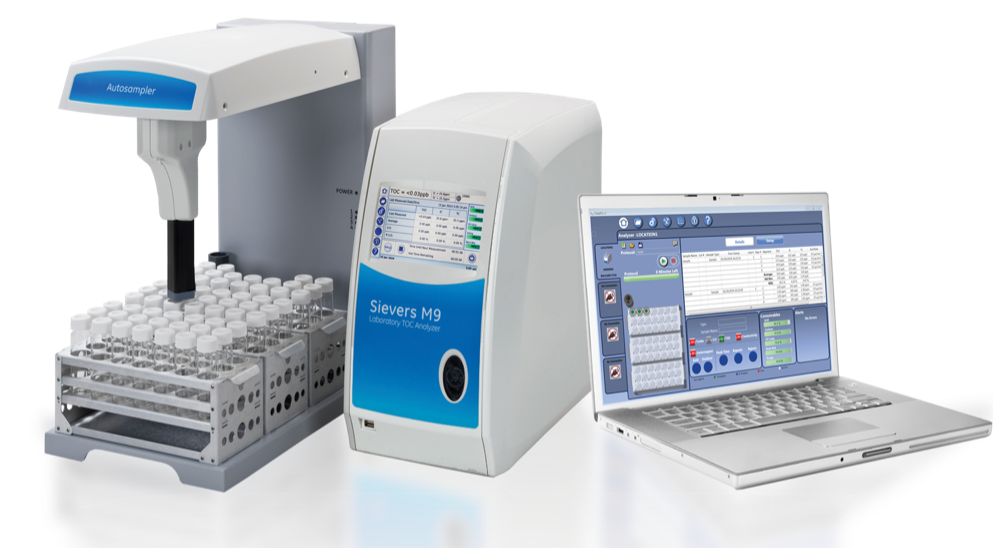 Lab M-Series TOC with Autosampler
