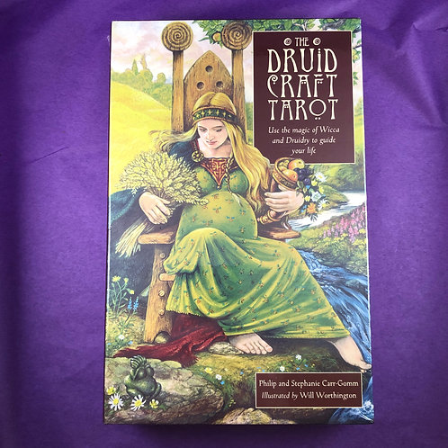 The Druid Craft Tarot Deck and Gift